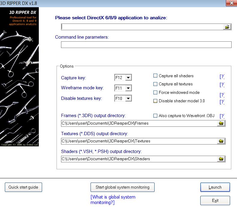 3D Ripper DX Начало работы