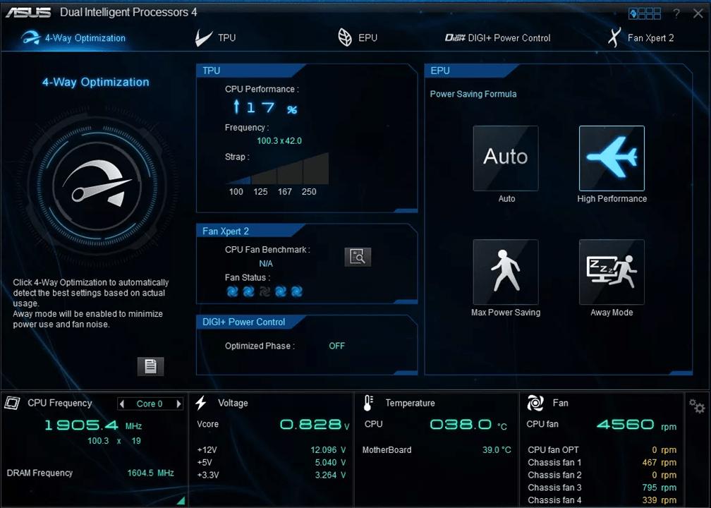 AI Suite Главная