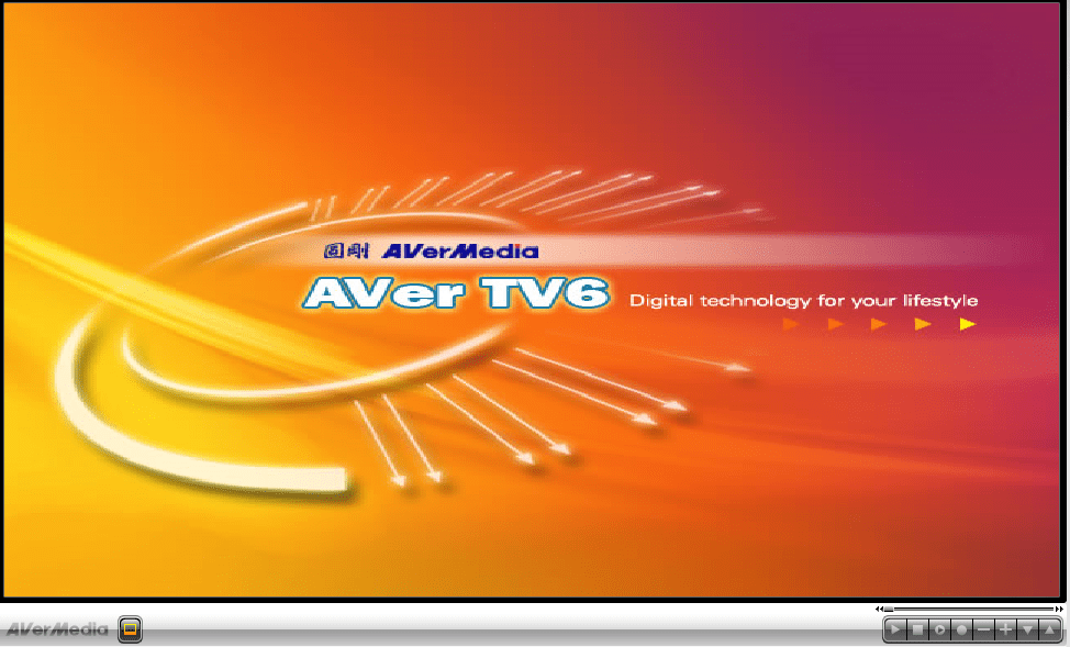 AVerTV 3D Начало работы