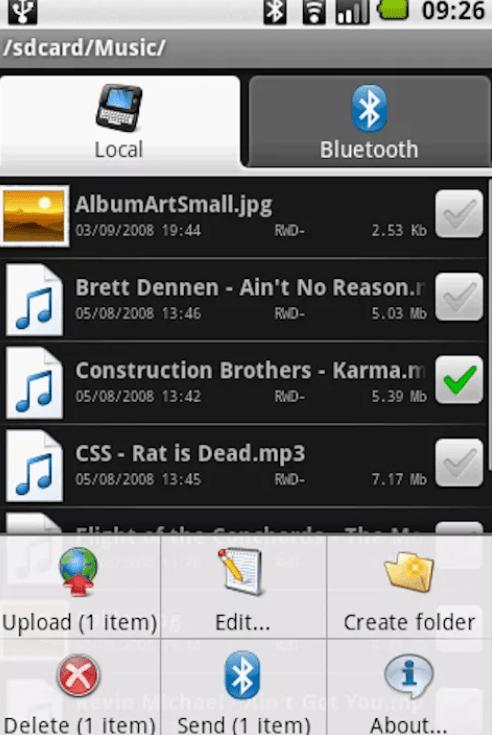 Bluetooth Начало работы