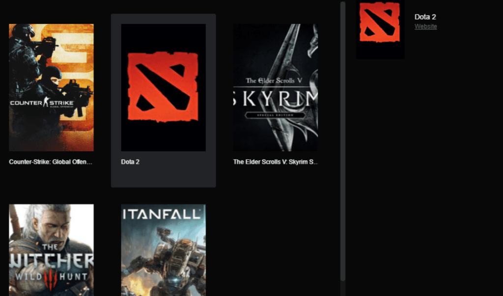 Evolve Список игр
