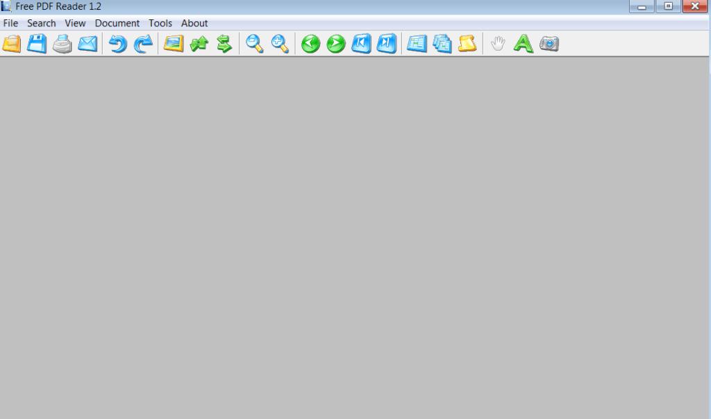 Free PDF Reader Начало работы