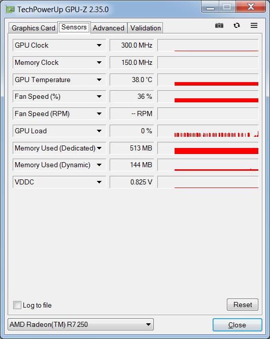 GPU Z Мониторинг