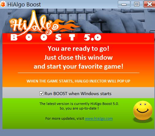HiAlgo Boost Начало работы