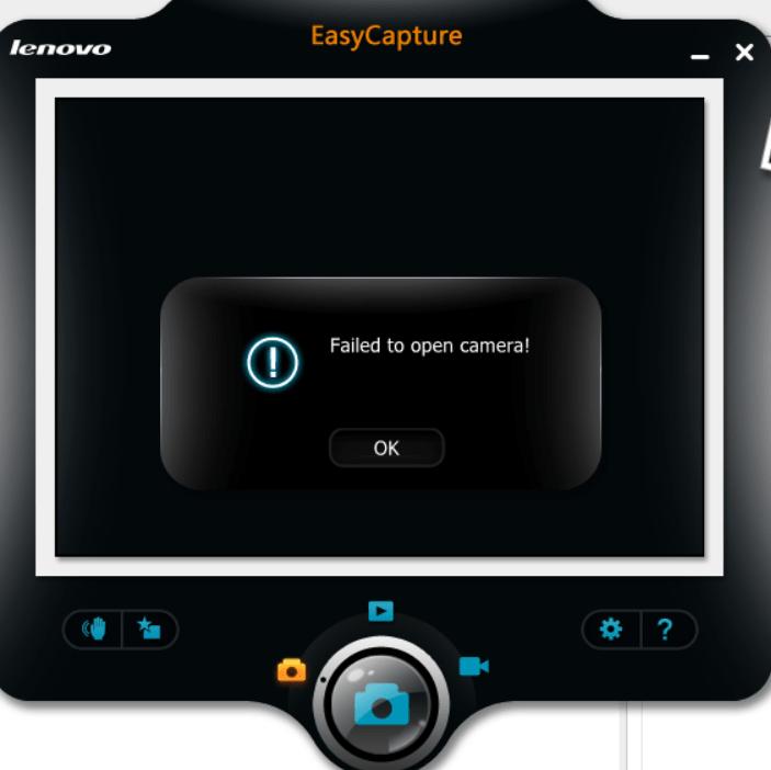 Lenovo Easy Camera Начало работы