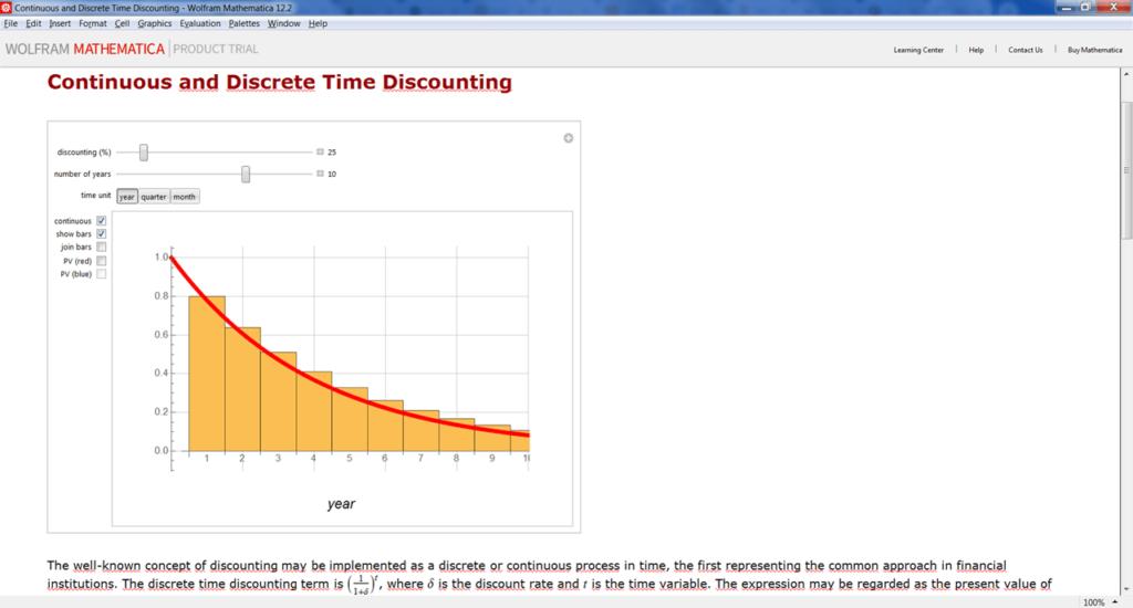 Mathematica График