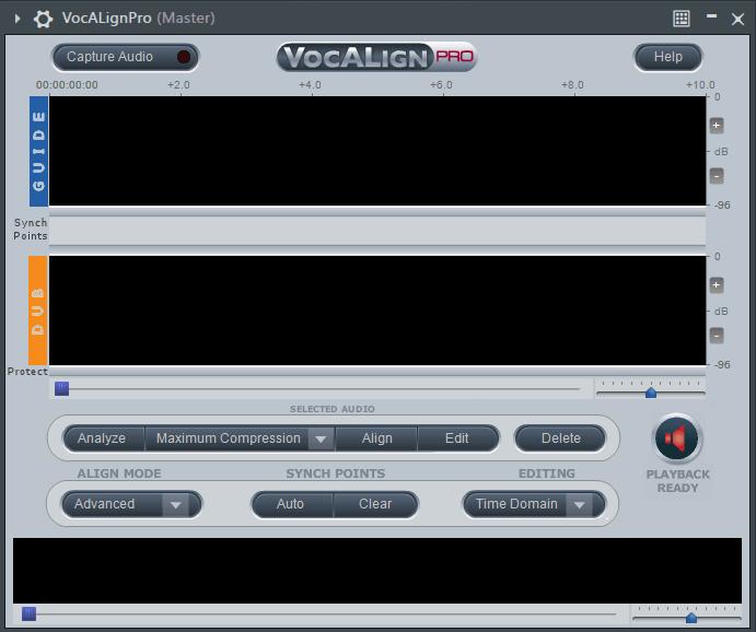 VocALign Плагин