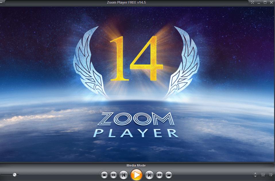 Zoom Player Начало работы