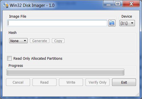Win32 Disk Главная